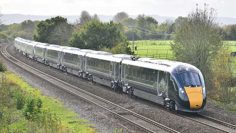 GWR Intercity Express Train (IET)