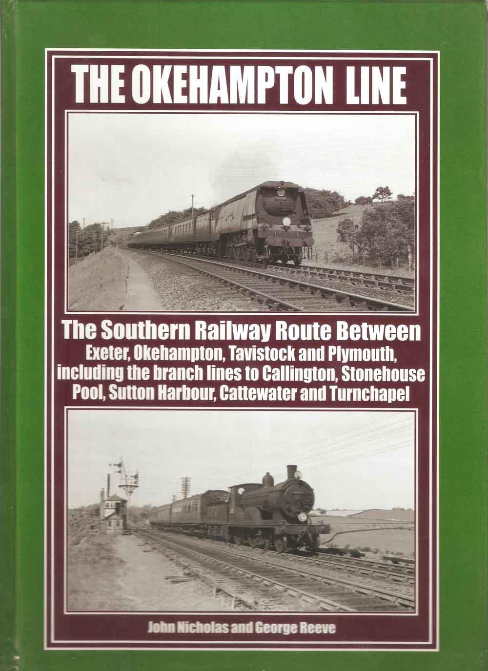 The Okehampton Line book cover