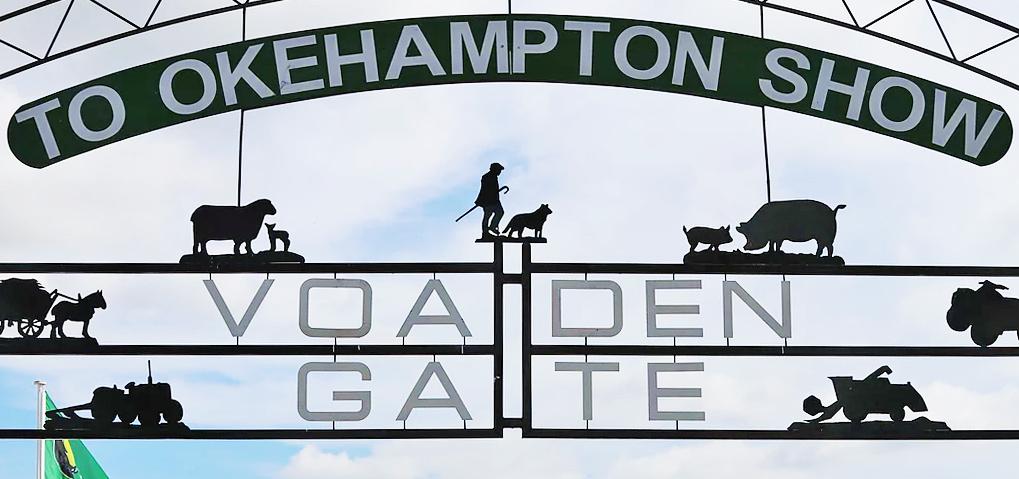 Okehampton Show - Voaden Gate