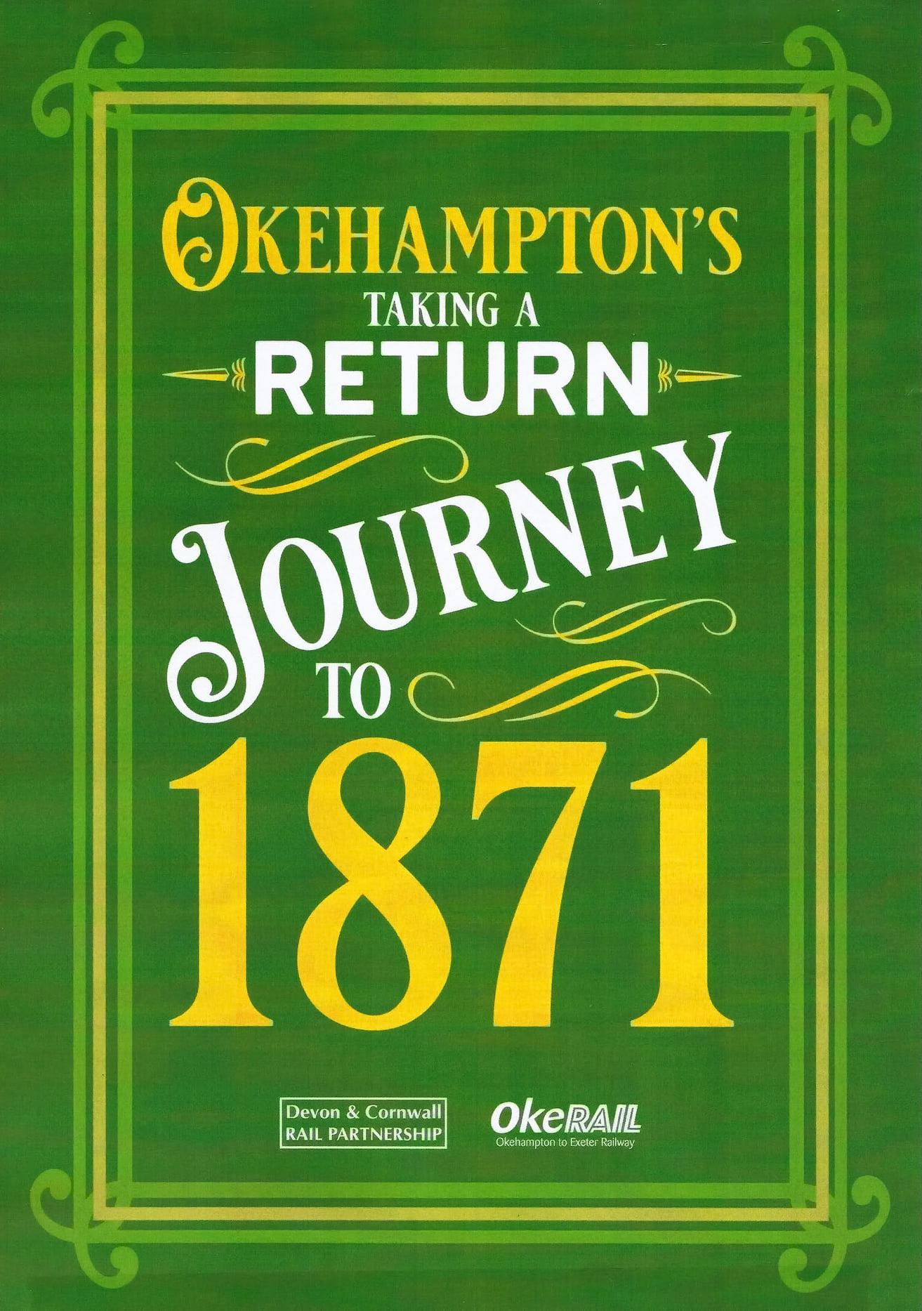 Okehampton's taking a return journey to 1871